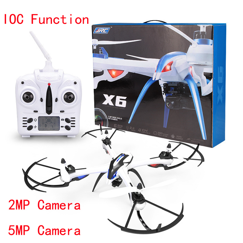 YiZhan Tarantula X6 Drone With Wide-Angle 5MP 1080P/2MP 720P Camera 2.4G 4CH