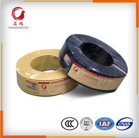 CCC BVR6mm 450/750V yellow color PVC insulated Single core copper electric wire from manufacturer