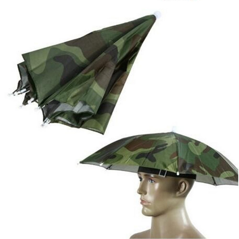 44597b20d26 Cheap Plastic Rain Umbrella Hat