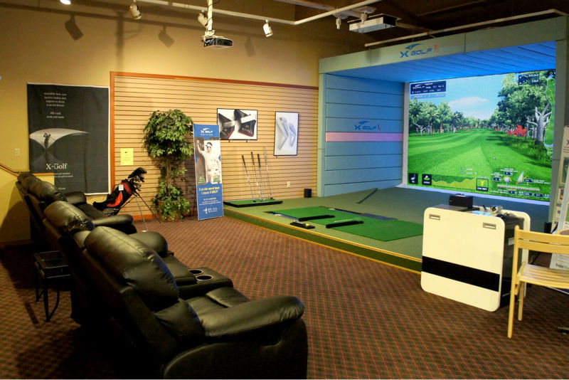 Hiquality Great Value Indoor Golf Trainer Golf Simulator Buy Golf Simulator 3d Golf Simulator