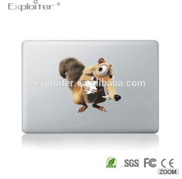 China leveranciers vinyl laptop decoratieve skin stickers