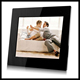 black counter-top acrylic picture frame,acrylic sexy picture photo frame