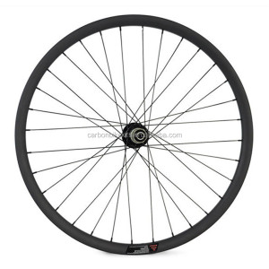 For AM fast shipping 27.5er mtb wheels 25mm deep 35mm wide carbon fiber mountain bike wheelset