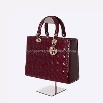 3d674acf90 BDD-BA519 customized bag store hand bag stand rack metal handbag display