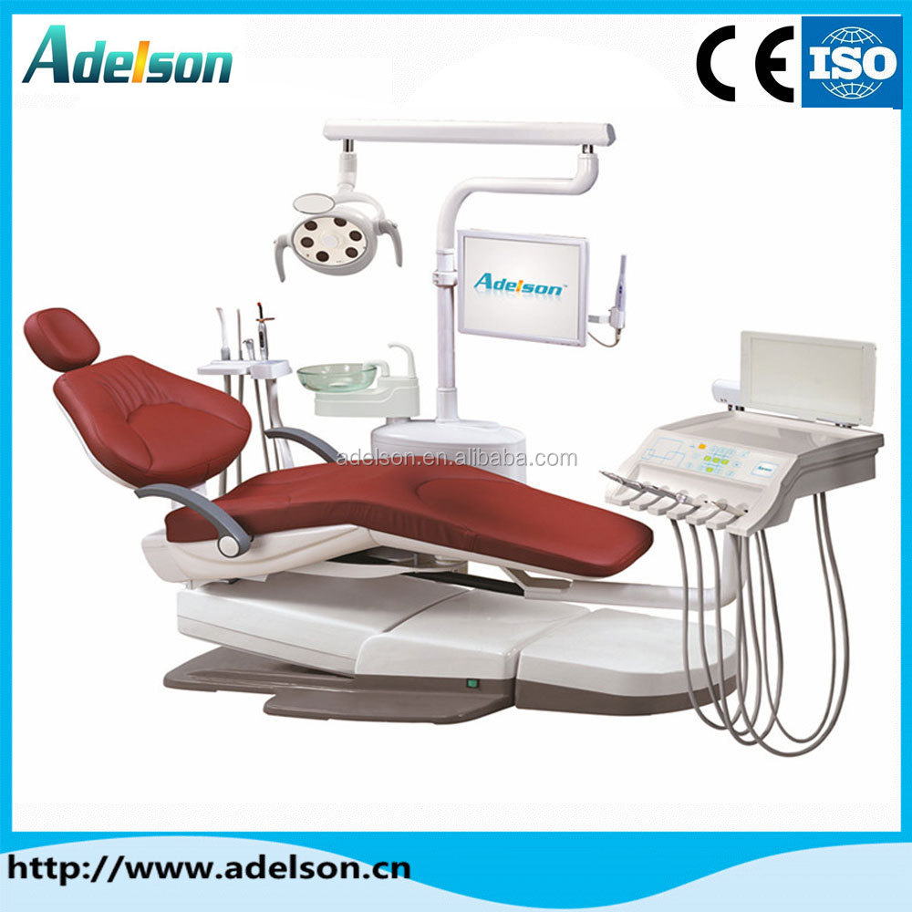 Parts of dental chair - Factory Price Philippines Market Dental Chair Unit With Standard Dentist Chair