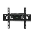 "Steel Wall Mount Stand Hot Sale Cheap Slim Retractable Folding Extended Flip Out Flat Panel TV Wall Mount Metal 26"" -55''TV Stand Fixed"