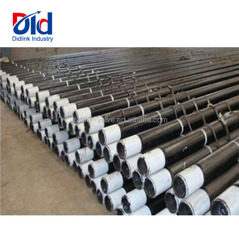 Carbon Steel Pipe Seamless 800mm Large End Cap 6 Inch Storage Rack Api 5ct P110 Ltc Tubing