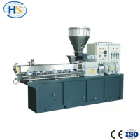 Small Plastic Extrusion Manufacturer Machine For Filling Pellets