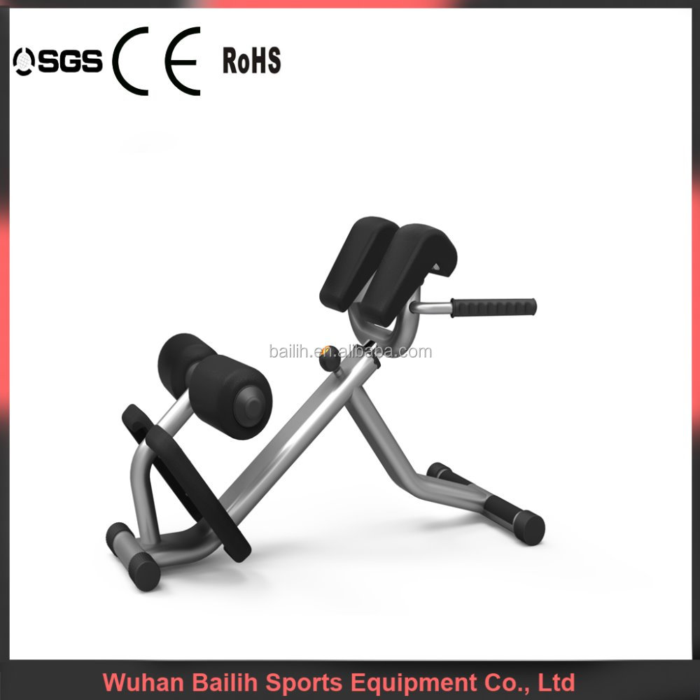 Fitness Equipment Adjustable Roman Chair For Sale Bailih P163