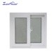 Energy efficient pvc sliding window for residential and commercial building