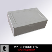 IP65 Outdoor Sealed Plastic electronic enclosure/Plastic Junction Box HPE037 380*260*120mm