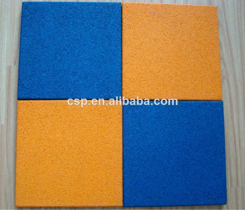 10mm 50mm suelo de goma para parques infantiles de goma alfombra del piso suelos de caucho - Alfombra de goma para piso ...