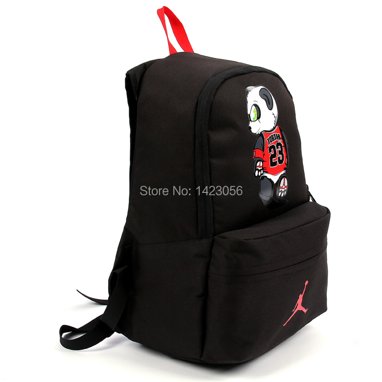 New Item China Panda Backpack Jordan Basketball Bag Sports