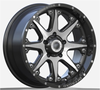 20X9 20X10 new aluminum alloy wheel for pickup truck/4x4 offroad from China factory JWL/VIA/TUV/TS16949