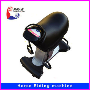 wholesale new health fitness equipment electric horse riding exercise machine for sale