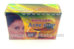 Orange & vitamin C acne soap