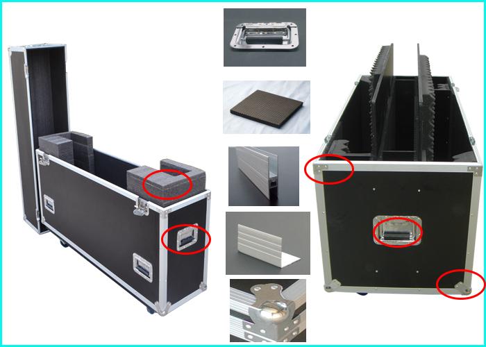 Acs Plasma Flight Case For Single 42 Flat Screen Monitor Case/42 ...