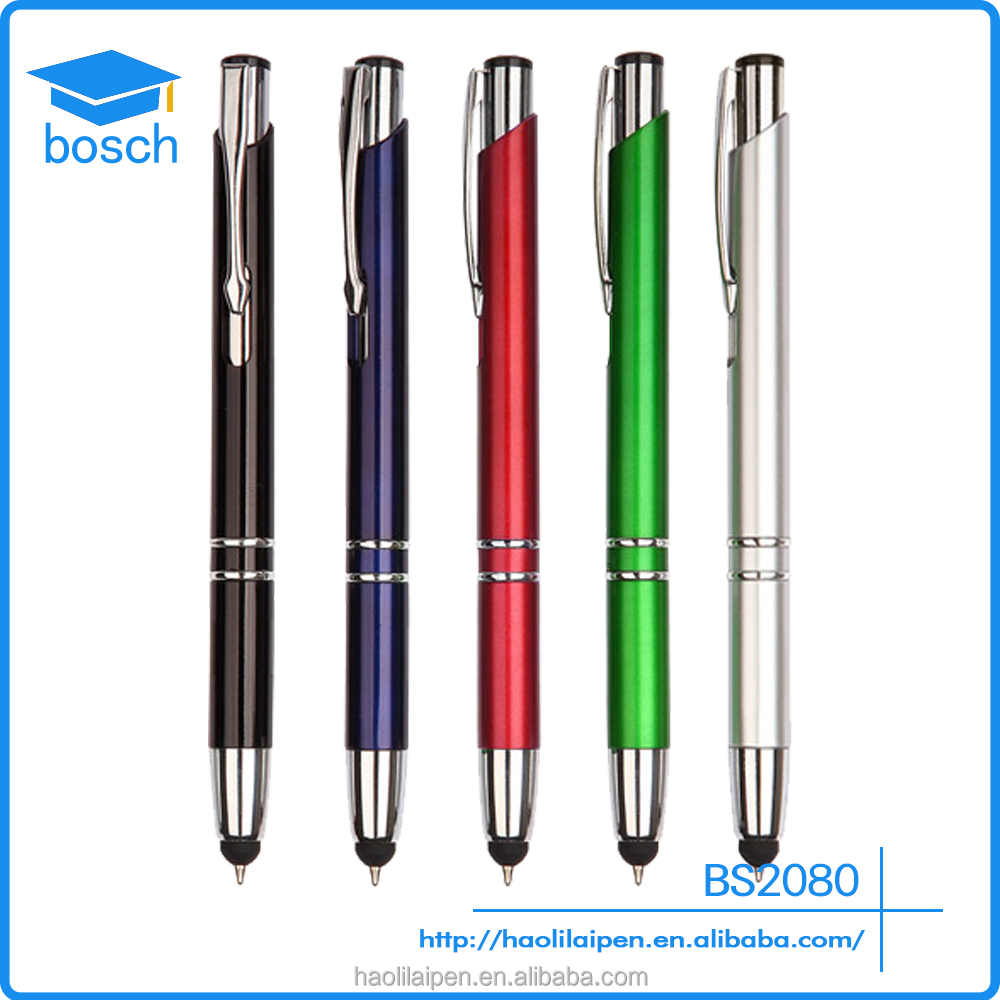 Promotion Ball Point Stylus Pen Stylus Capacitive Touch Pen Metal ...