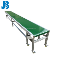Aluminum Type PVC Belt Conveyors with Side Frames