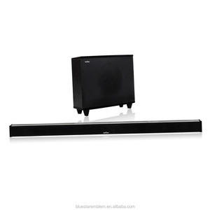 Soundbar with subwoofer,wifi function connect to your TV to play game and watch TV ,home theatre 41 soundbar wireless sound bar