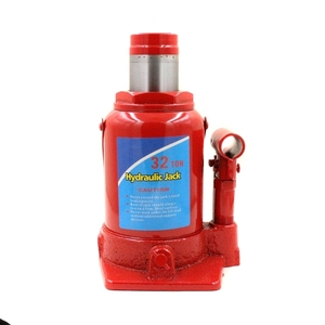 100 ton heavy duty hydraulic bottle jack with CE approved