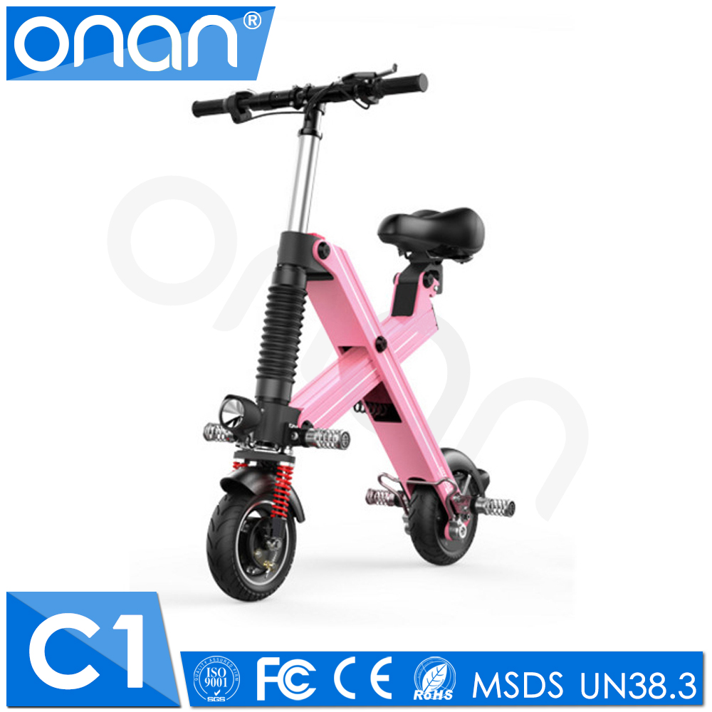 Energy Saving Battery Equipped Pocket Bike