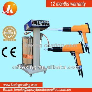 2013 CE standard automatic powder coating machine