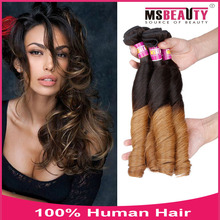 beautiful pure bouncy curl human hair weaving international brazilian hair wholesale distributors