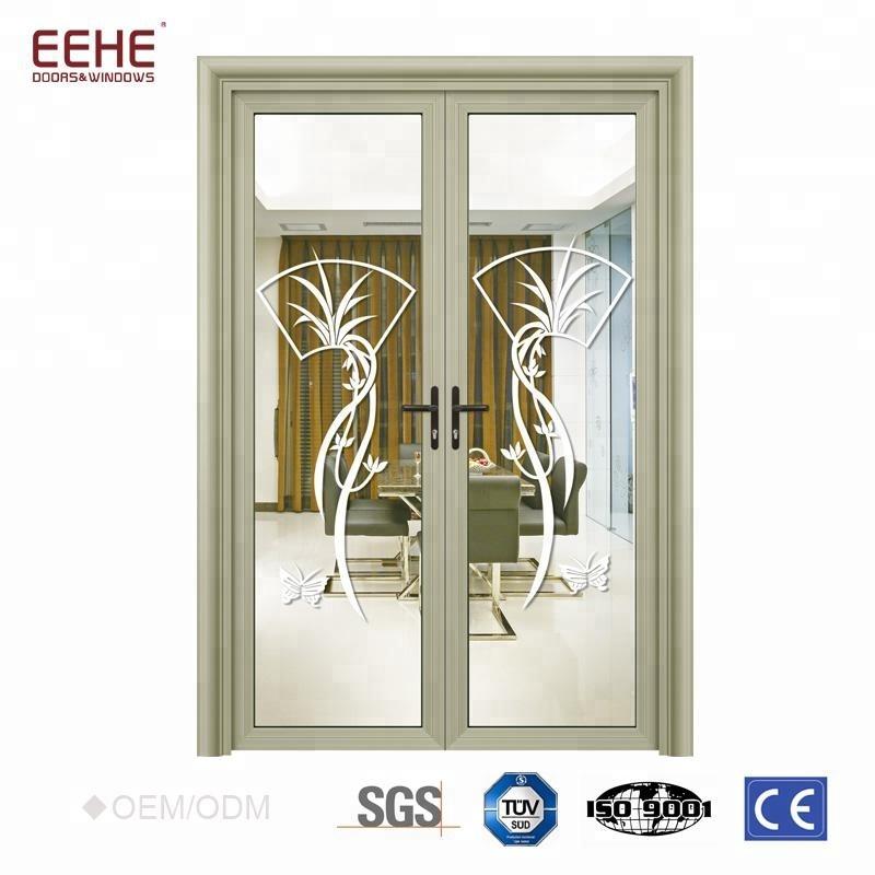 Entry Aluminum Decorative Front Door