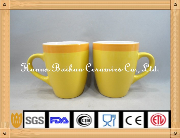 Liling Ceramic Mug for Christmas Promotion Gift