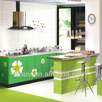 Zhuv High Gloss Laminate Sheet Kitchen Cabinet (c-19) - Buy ...