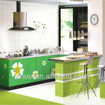 Zhuv High Gloss Laminate Sheet Kitchen Cabinet (c-19 ...