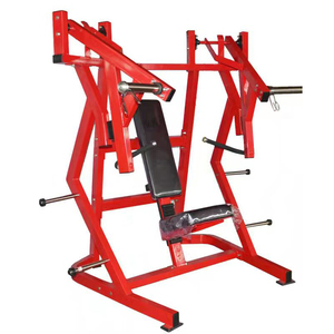 High quality workout machine iso-lateral bench press