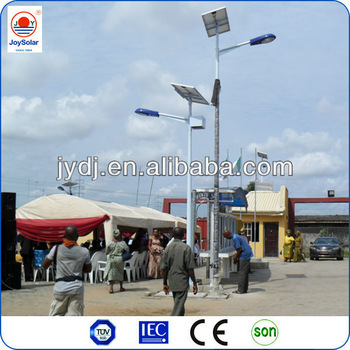 30w/40w/50w solar street light/solar street light circuit for highway and garden used