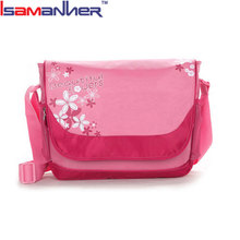 Name brand side girls shoulder bags for school, trendy girls one shoulder bag for school