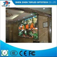 6mm indoor full color led video display ,P6 LED screen