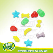 Oval shape pressed candy promotion