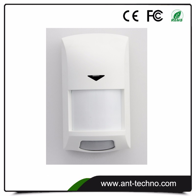 Bluetooth Battery operated wireless 9v battery usb pir motion sensor