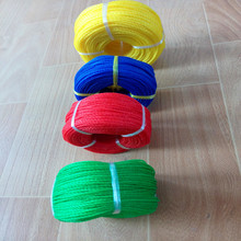 hot sale taian factory/hdpe rope/polyester/fishing net twine/380D
