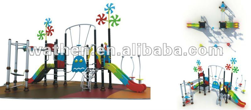 used kids outdoor playground equipment