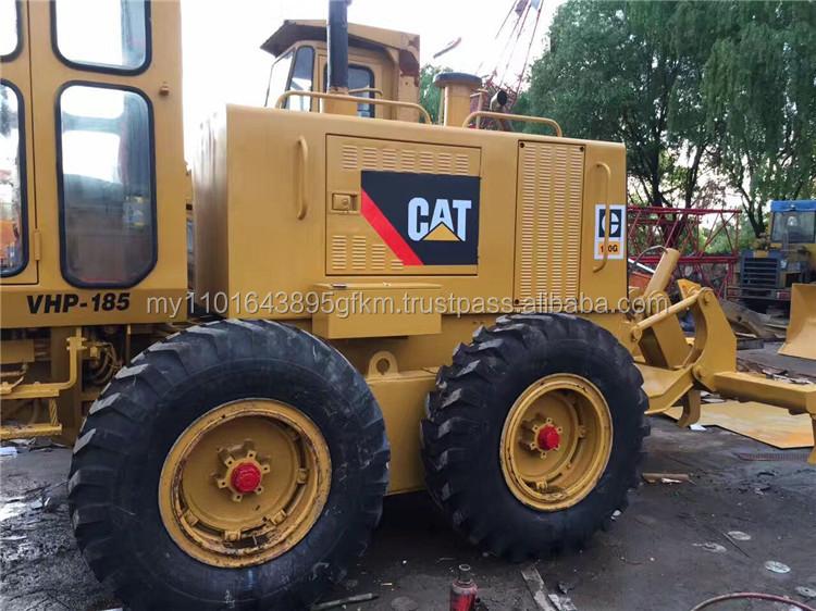 Secondhand Construction Machinery 12 Ton Cat Motor Grader Caterpillar 140g  Motor Grader For Sale - Buy 140g Motor Grader Caterpillar Used Grader,Used
