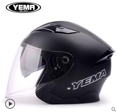 YM-630 DOT open face helmet bullet proof helmet safety motorcycle helmet