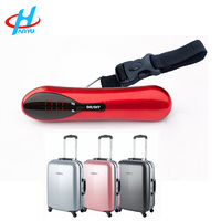 OCS-439 digital hanging travel suitcase luggage weighing scales