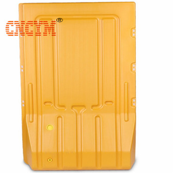 OEM Custom Water filled barrier injection blowing moulding