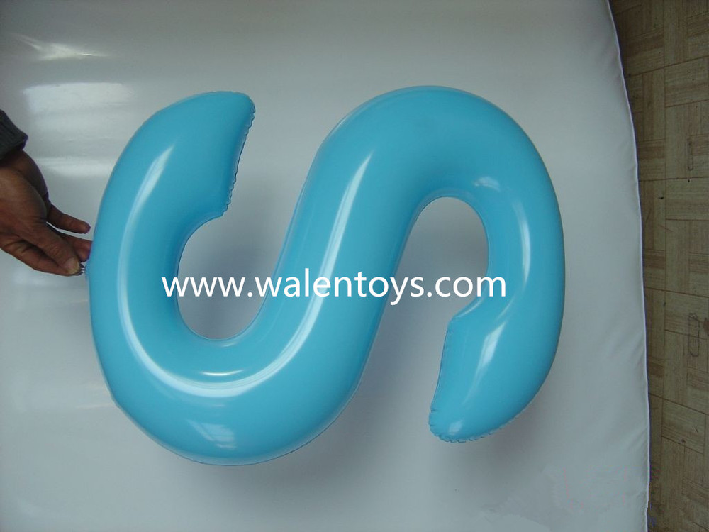 advertising pvc inflatable letter m inflatable alphabet for party decoration