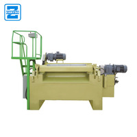 4ft hydraulic automatic wood log debarker for plywood line