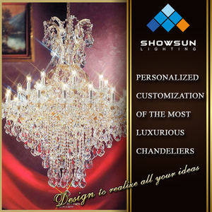 Guzhen candelabra centerpieces marriage decoration cristal chandelier