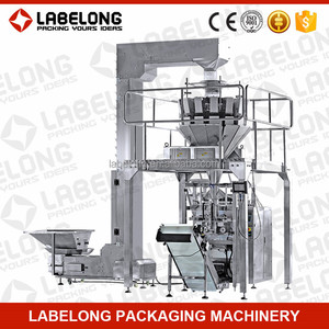 High-accuracy frozen food packing machine packing system