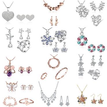 Aantrekkelijke Dazzling Bohemen Stijl Sferische Parel Diamanten Hanger
