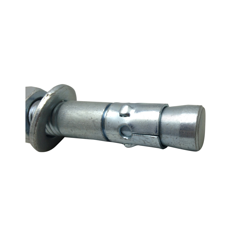 high quality anchor bolt m10 with zinc plated in zhejiang